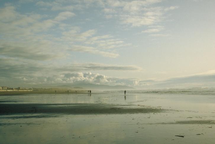 Pacific beach San Francisco CA