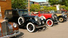 Packard-Parade ...
