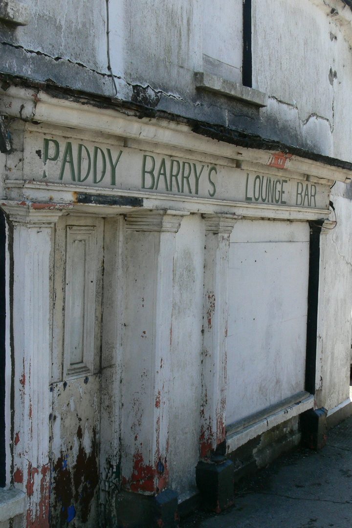 Paddy Barry's Bar in Durrus