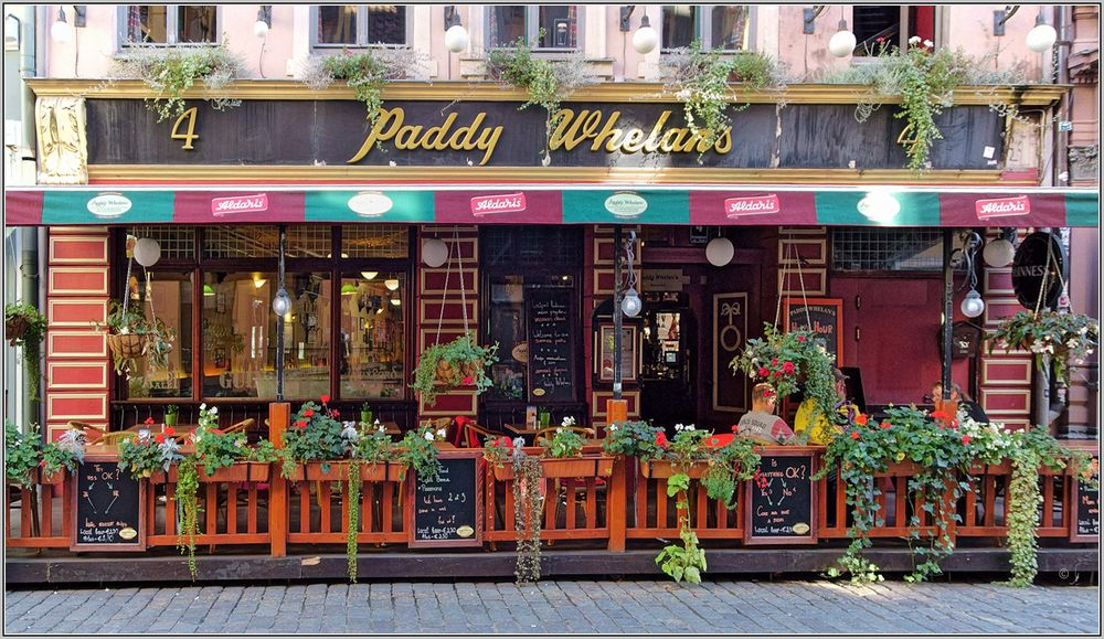 Paddy Whelan's Irish Pub...