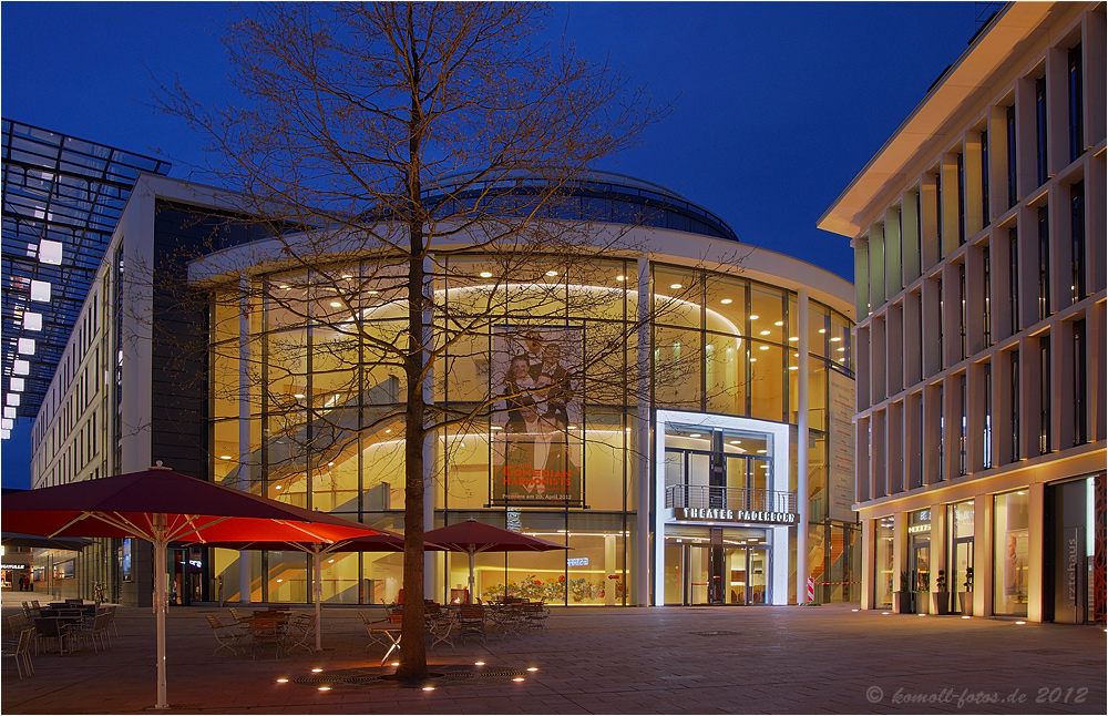 Paderborn #1 Theater #1