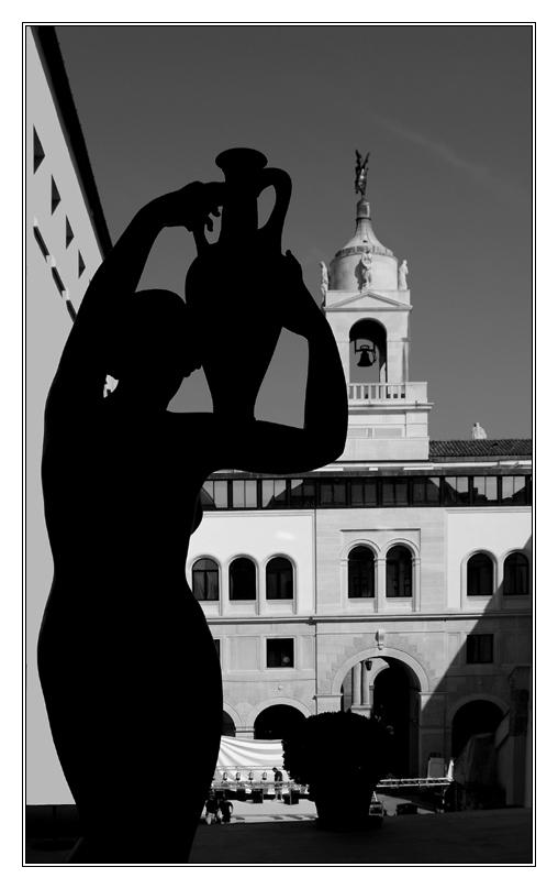 Padova... auf dem Weg vom Bürgerhaus...