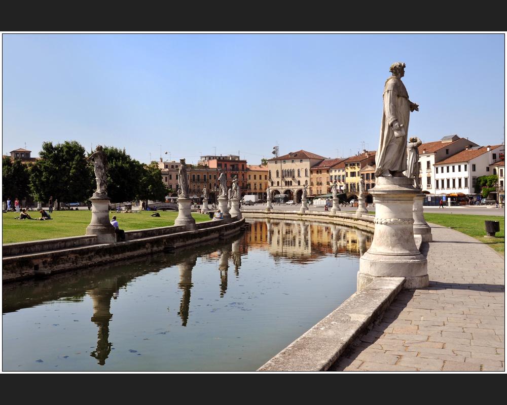 Padova – Prato della Valle II