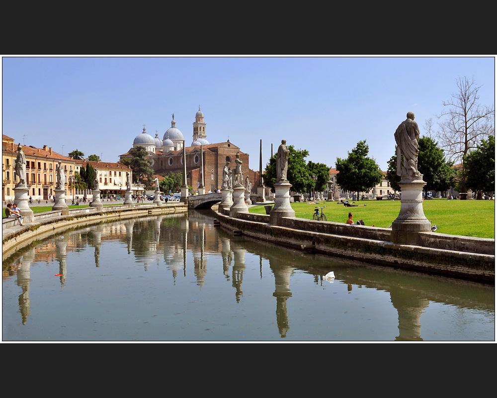 Padova – Prato della Valle III