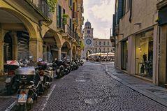 Padua Altstadt Italien - Padova -