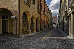 Padua Altstadt - san agnese - Italy