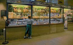 Padua - Markttag im Zentrum der Altstadt -