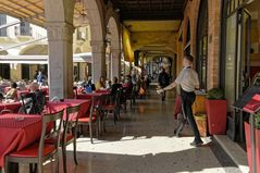 Padua Szenen einer Stadt