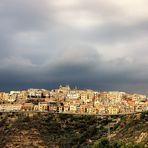 Paesaggi siciliani: Centuripe (Enna)