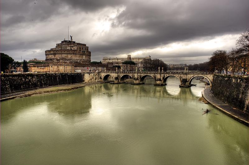 Paesaggio di Roma