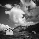 Paesaggio in Val Formazza