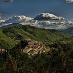 Paesaggio Nella valle Ustica