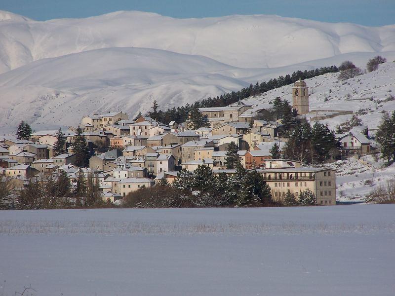 Paesaggio nevoso