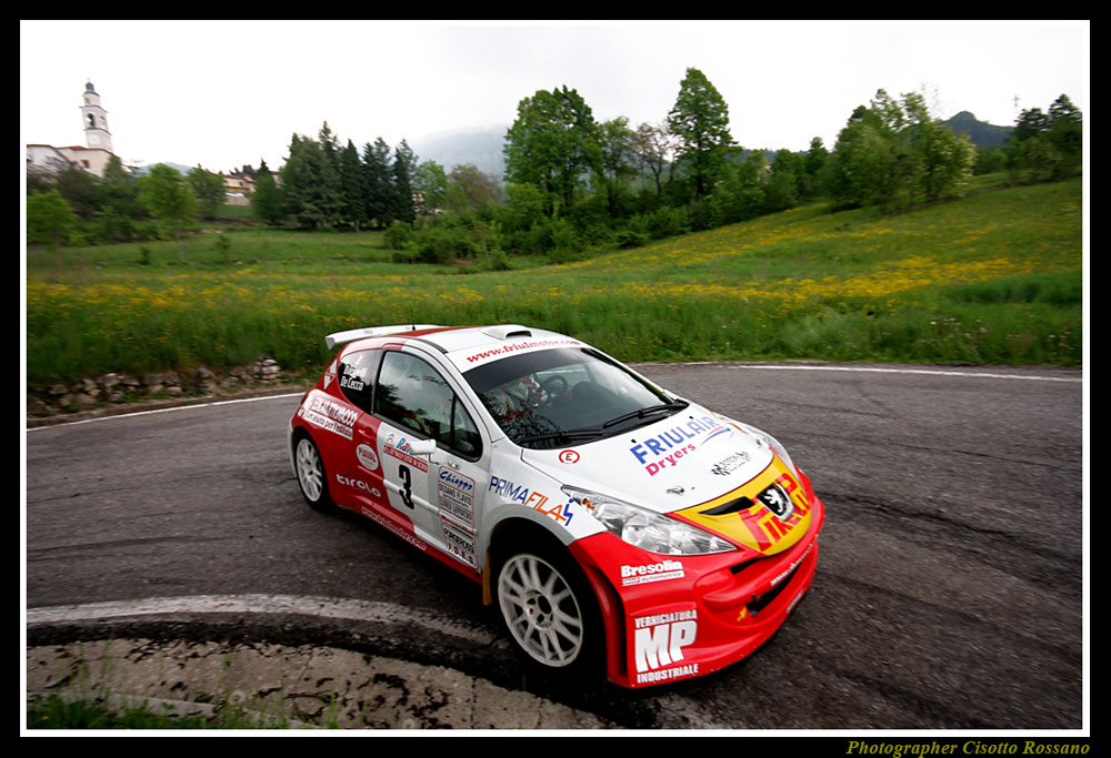 paesaggio Rally