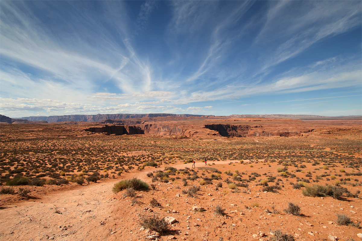 Page ::: Way to Horseshoe Bend