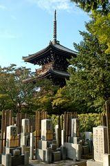 Pagode des Shinnyo-do Tempel