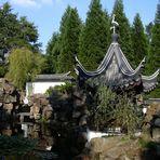 Pagode im Qian Yuan