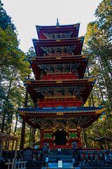 Pagode in Nikko