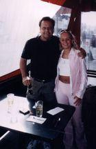 Pail Sorvino und Carita Frings in Los Angeles