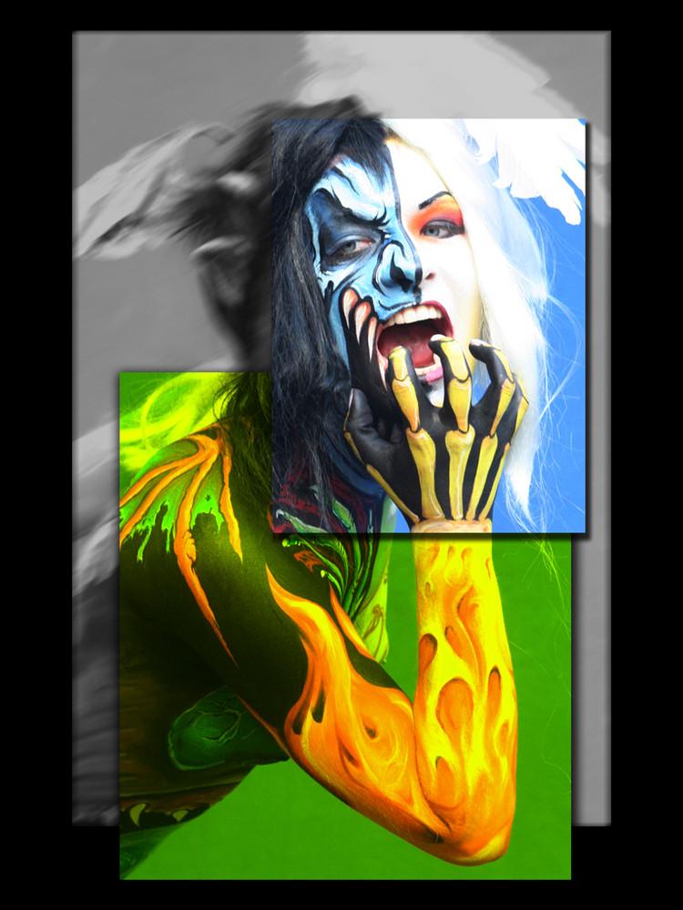 paint lady 12