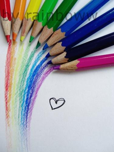 paint the rainbow