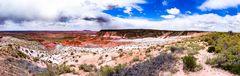 Painted Desert am Rande der Route 66
