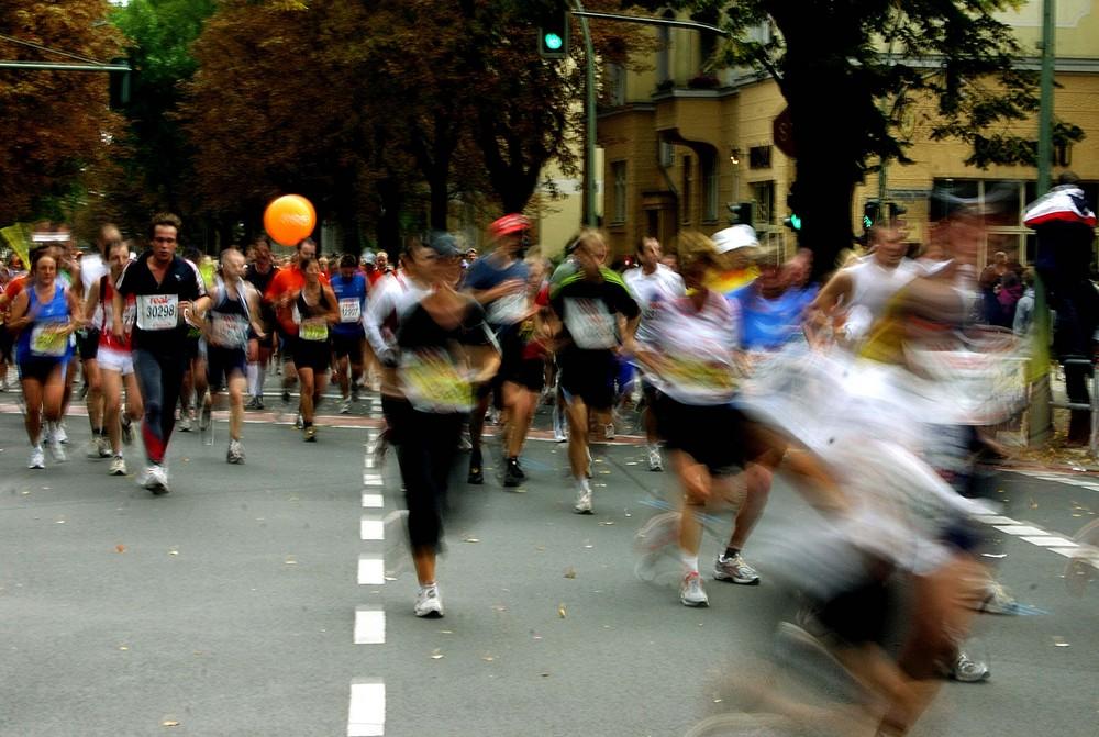 Painted Pix Marathon Berlin
