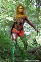 Painter: Mario Wenzel Model Gabriela