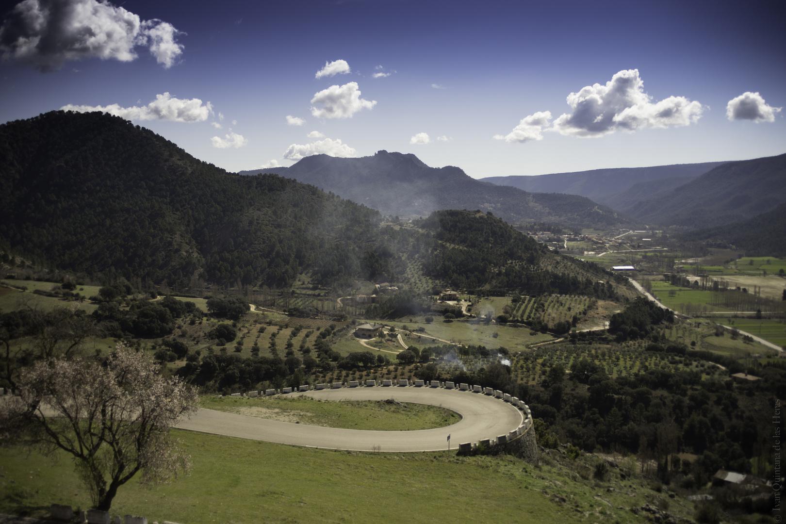 Paisaje Riopar Viejo