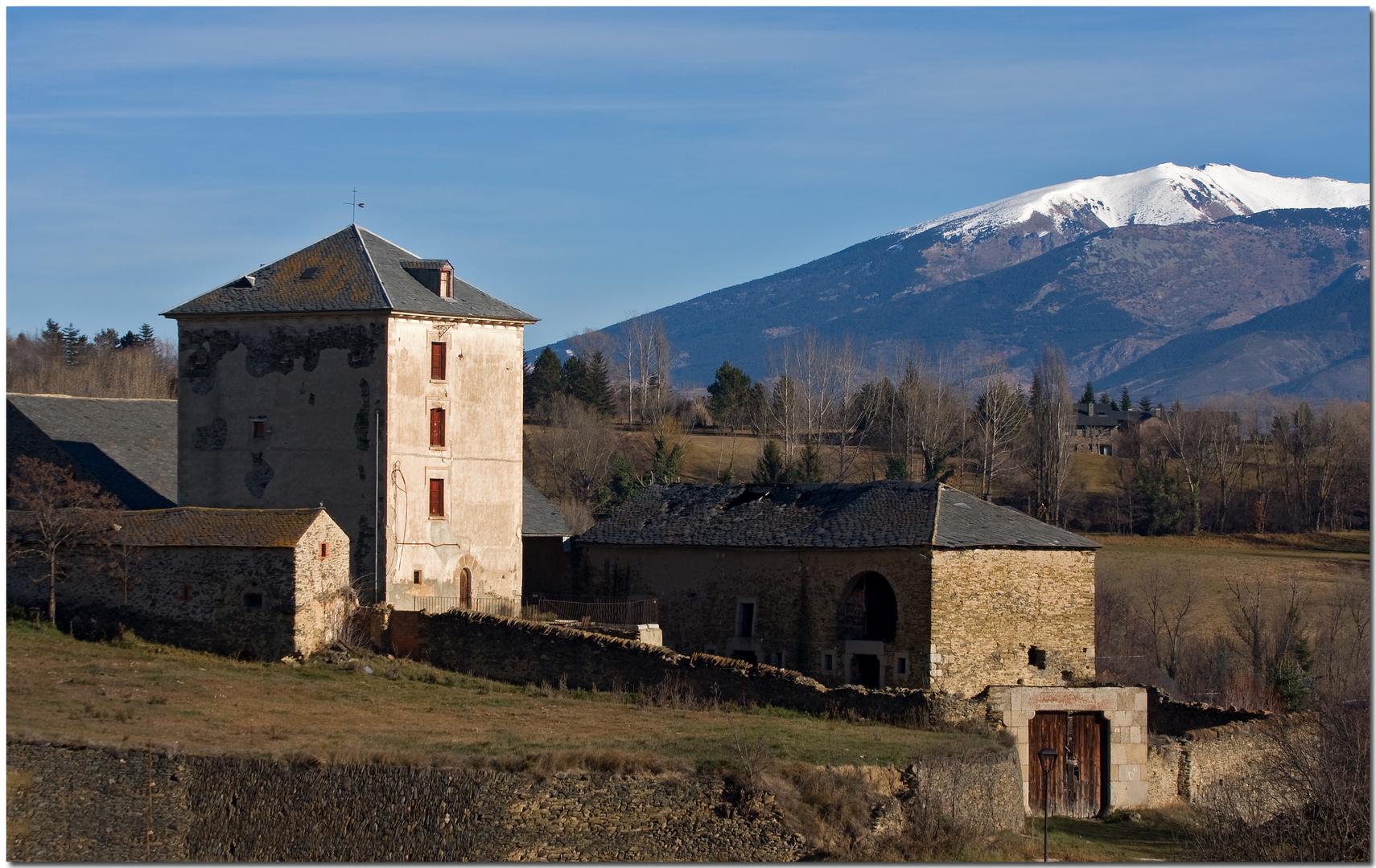 Paisatge de l'Alta Cerdanya IV