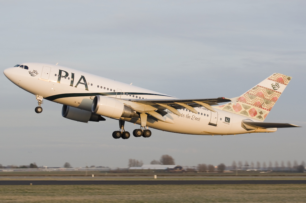 Pakistan International Airlines - PIA - Airbus A310-308/ET