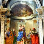 Pala di Giovanni Bellini ...