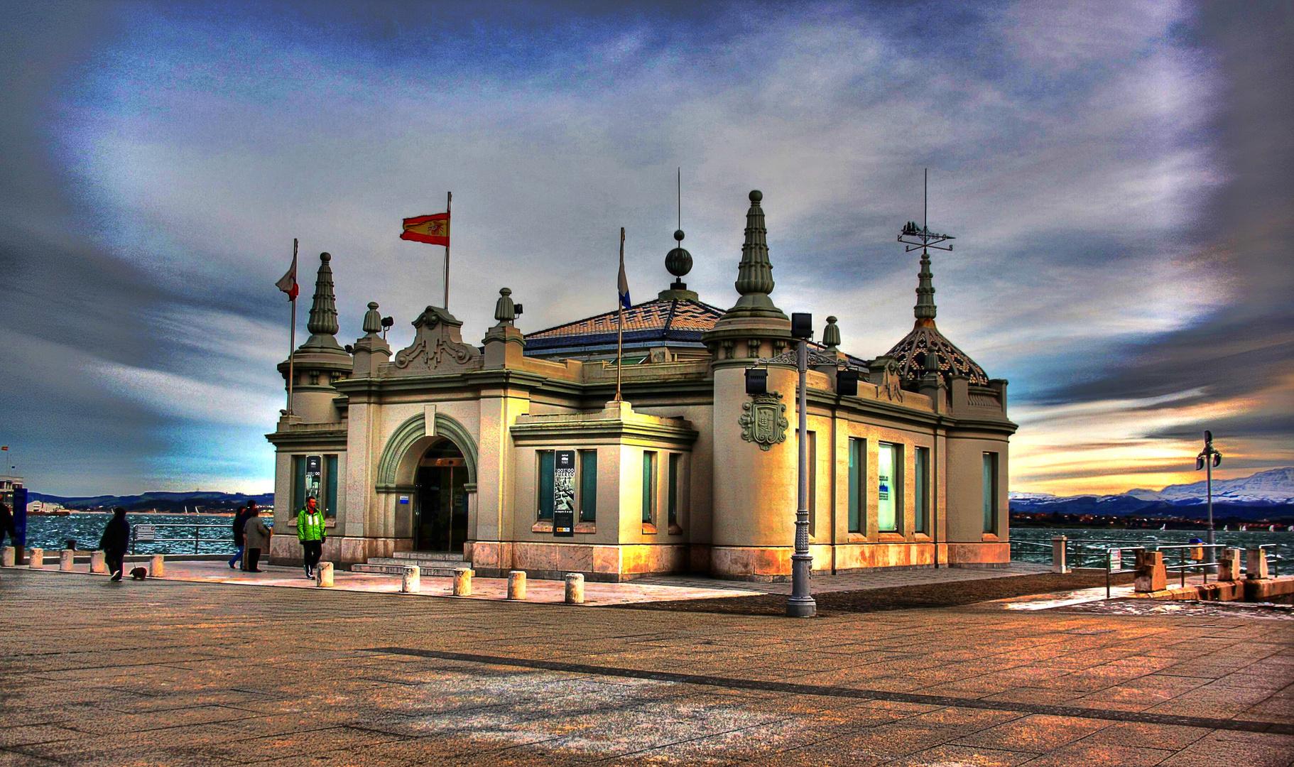 Palacete del Embarcadero (HDR)