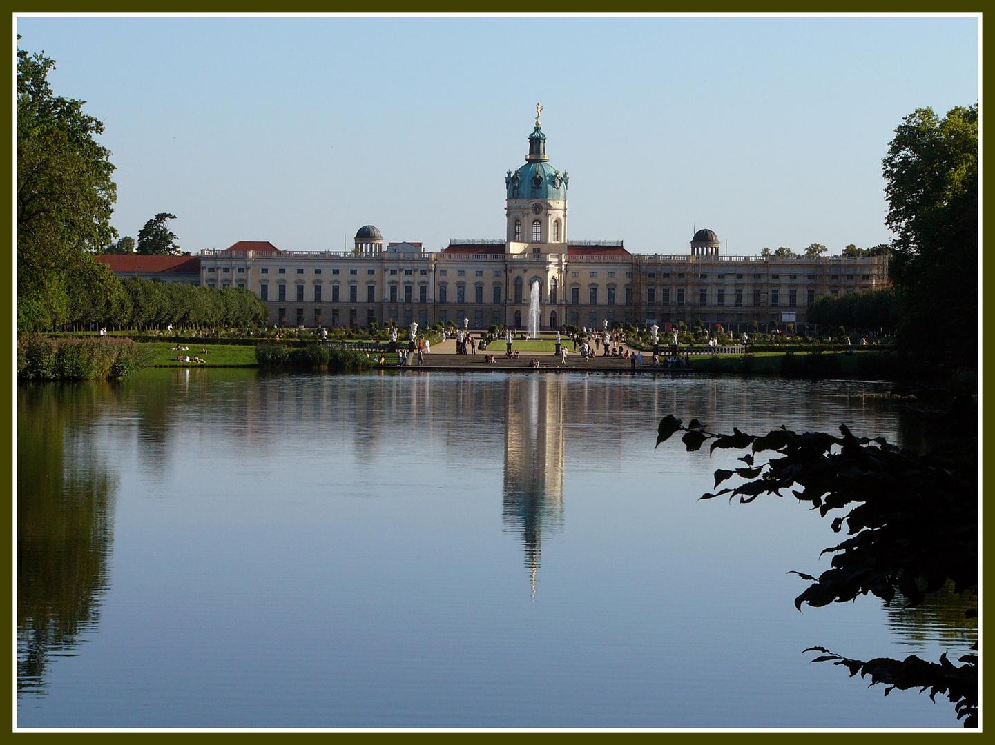 Palacio de Charlottenburg - Berlín