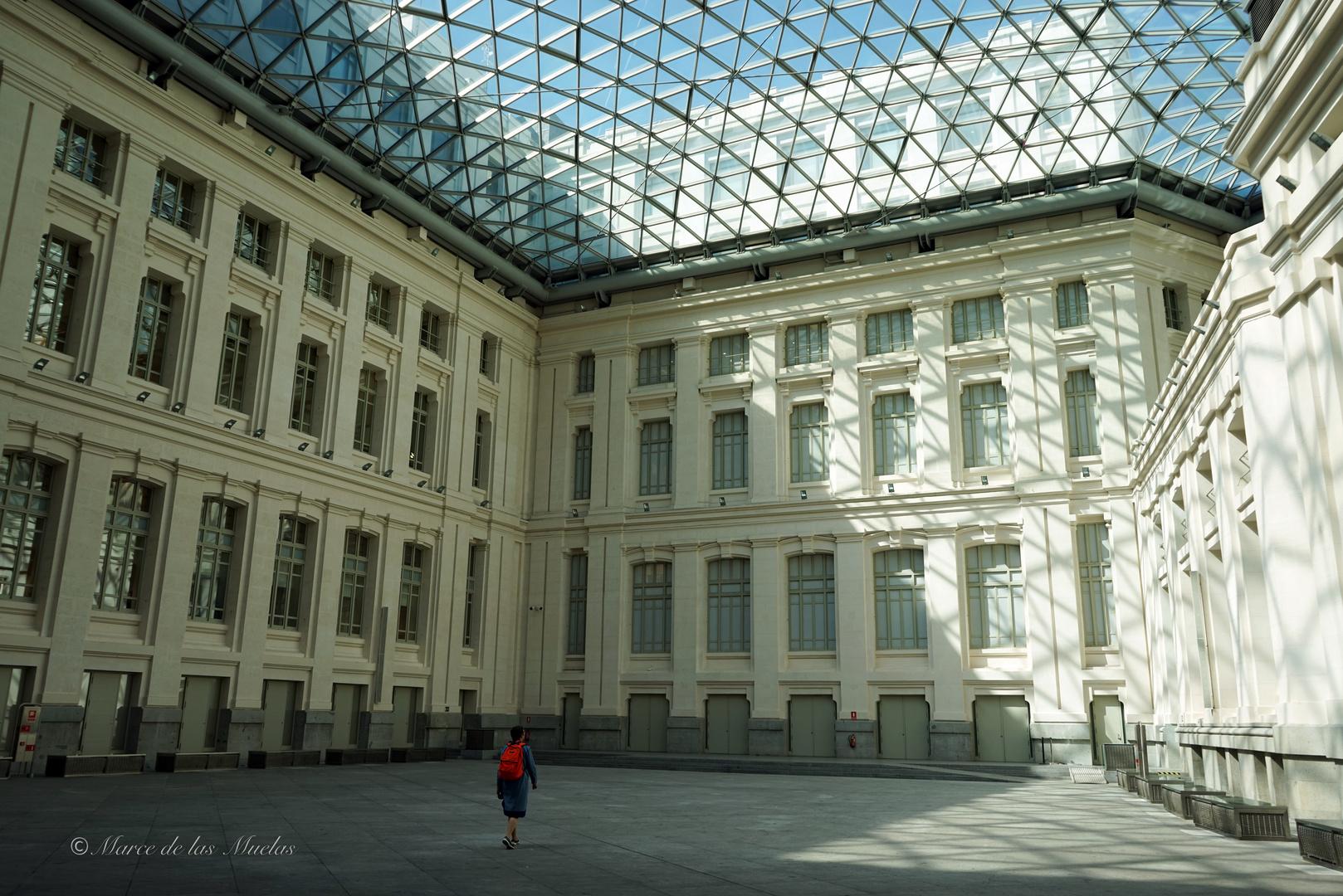 Palacio de Cibeles  Madrid  España Spain