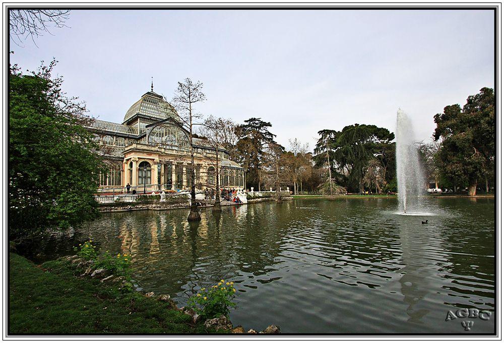 Palacio de Cristal (10mm) dedicada a Manolo Torres