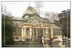 Palacio de Cristal El Retiro (Madrid) GKM2 (HDR 3 Img)