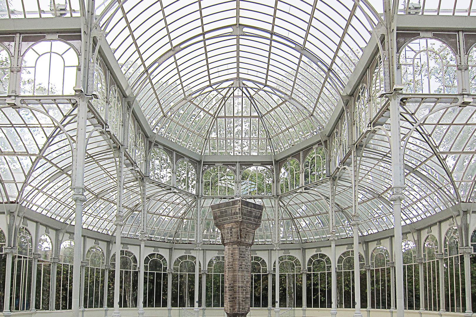 Palacio de Cristal in Madrid