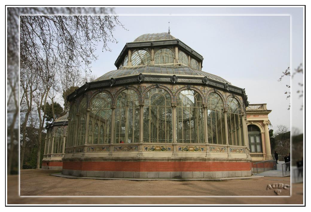 Palacio de Cristal (lateral con Gran Angular) GKM2