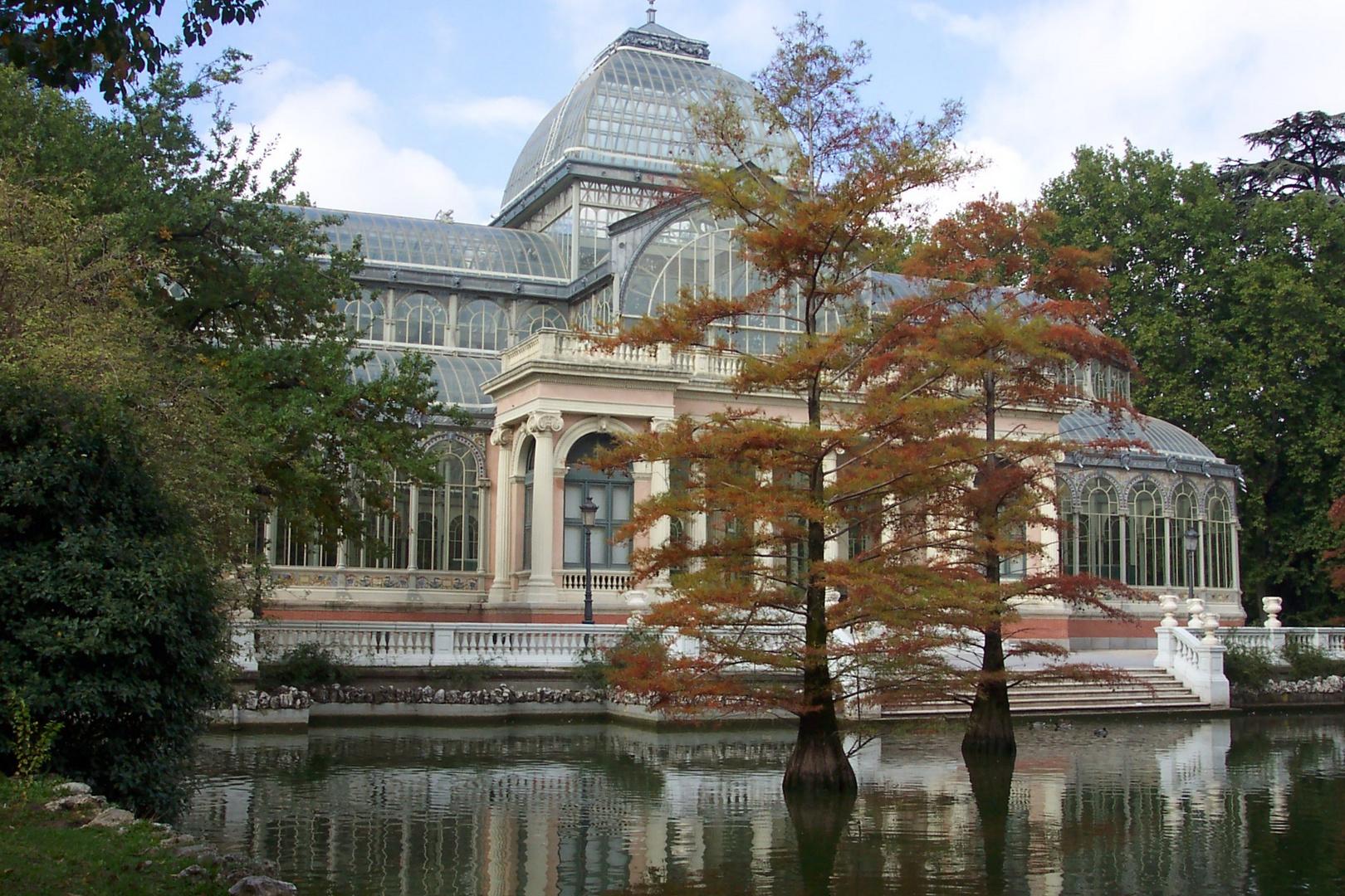 Palacio de Cristal (Parque de El Retiro)