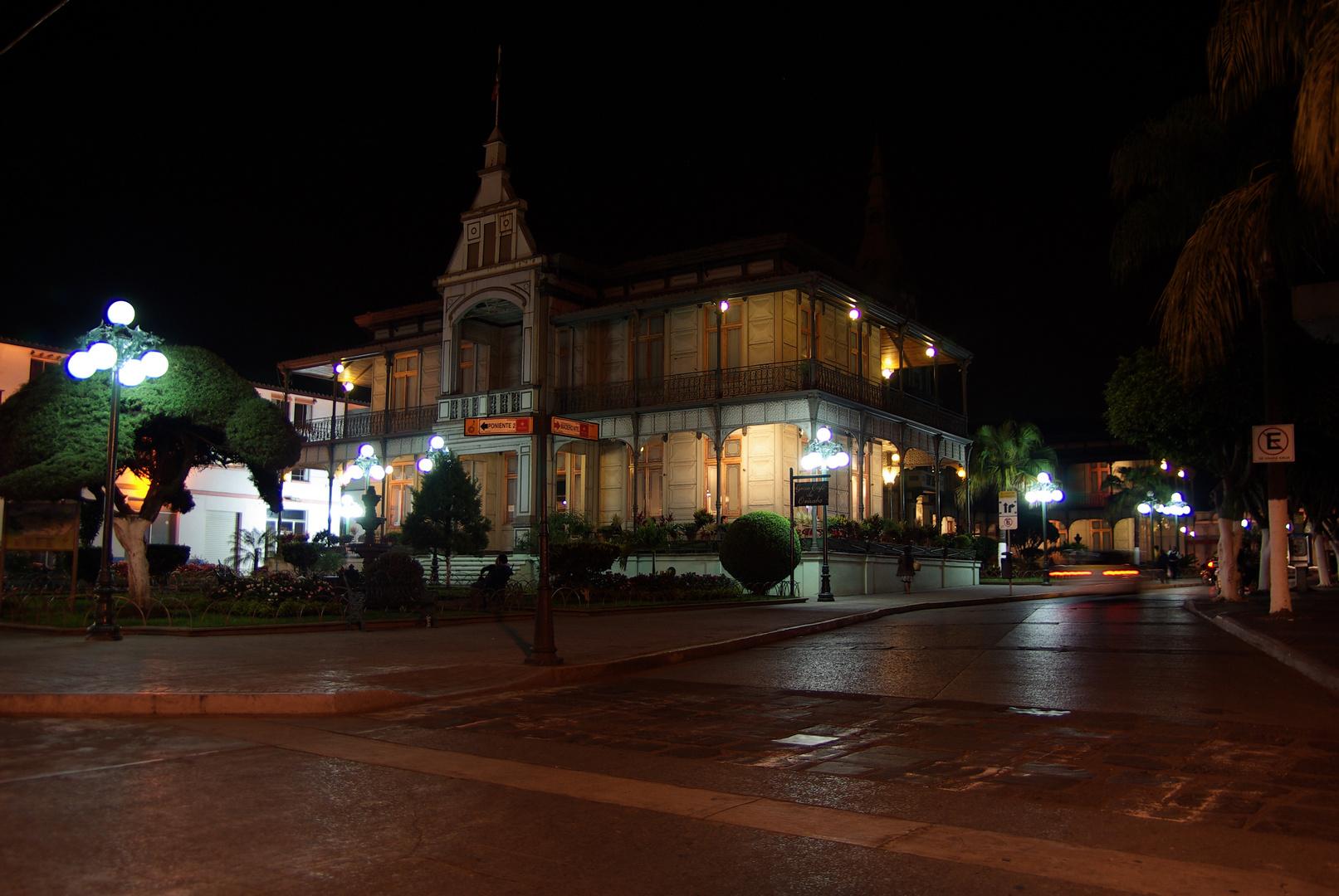 Palacio de Hierro.