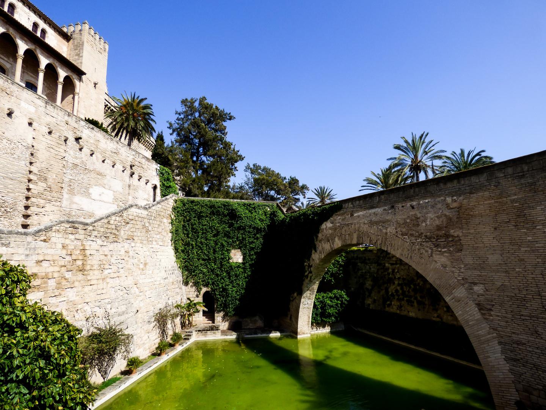 Palacio de la Almudaina, Palma de Mallorca
