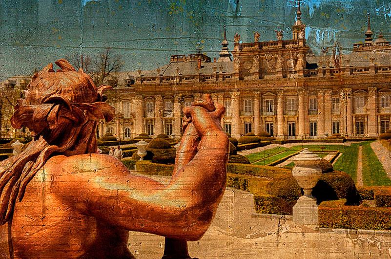 Palacio de la Granja