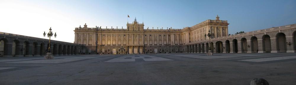 Palacio de Oriente -Madrid