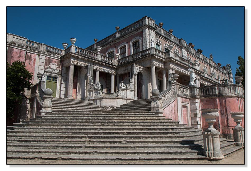 Palacio Nacional de Queluz #2