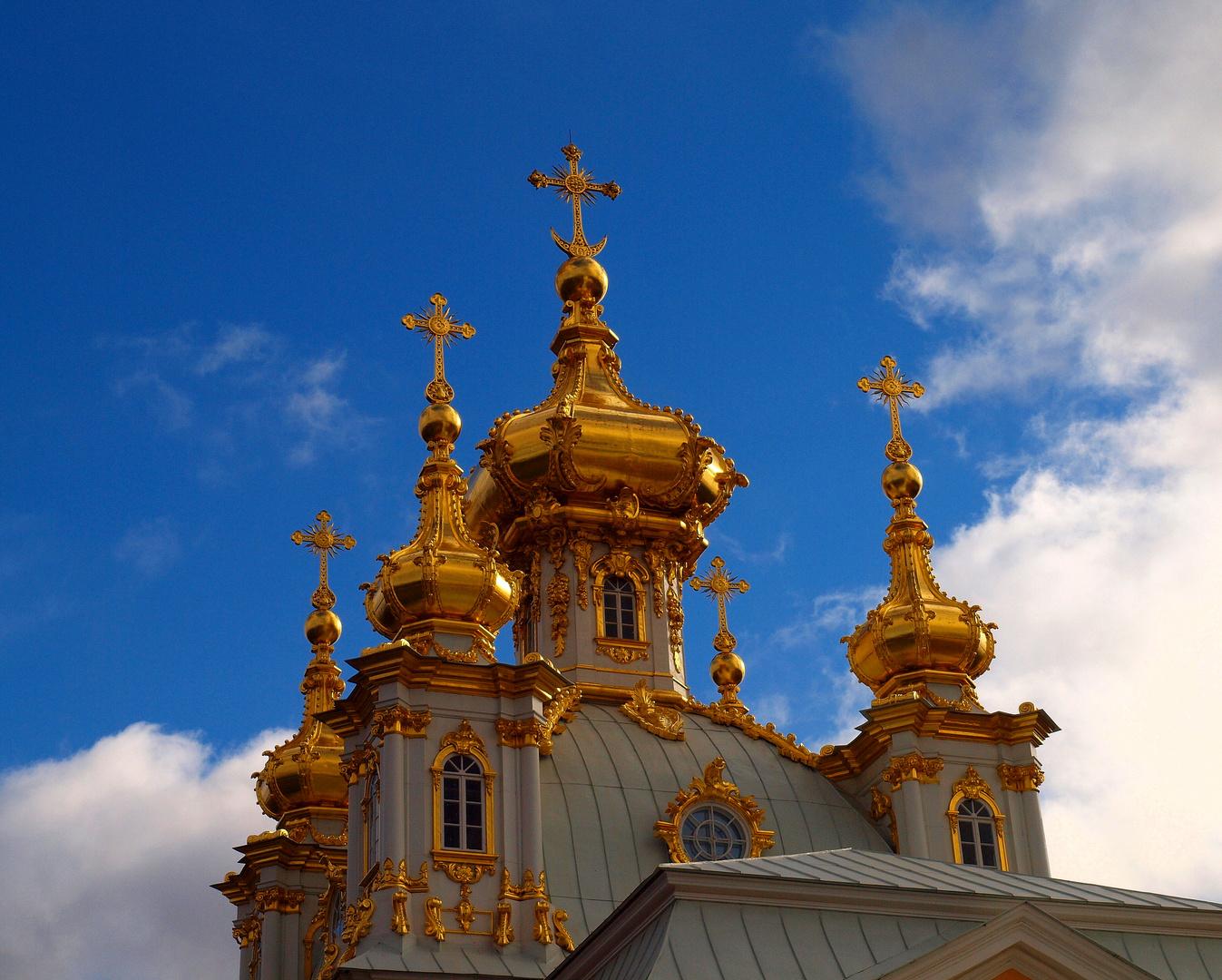 PALACIO PETERGOF IV ( SAN PETESBURGO - RUSIA )