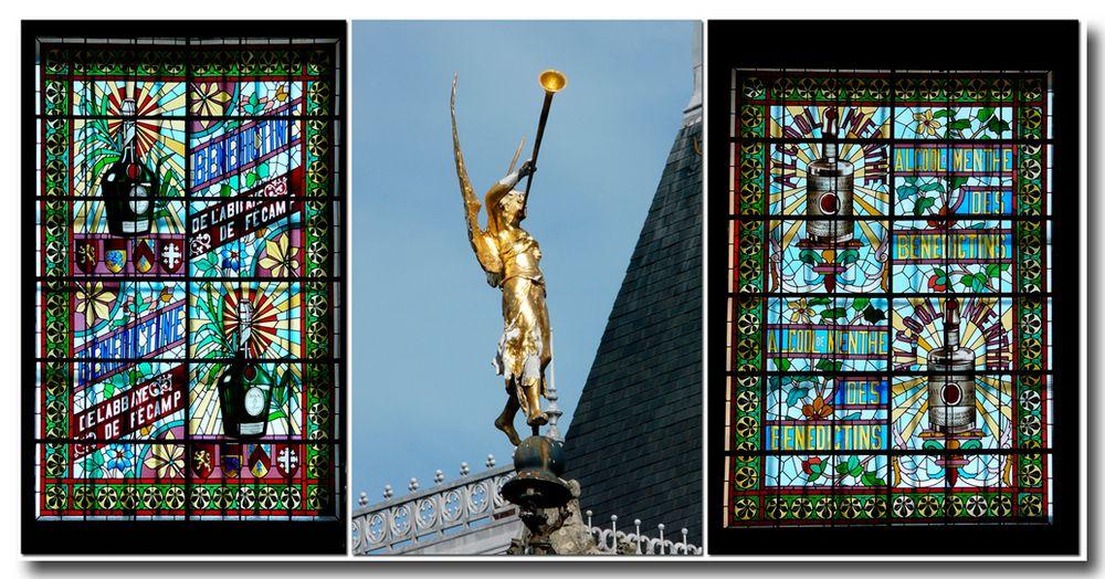 Palais Benedictine - ein Schloß für die Herstellung des berühmten Likörs