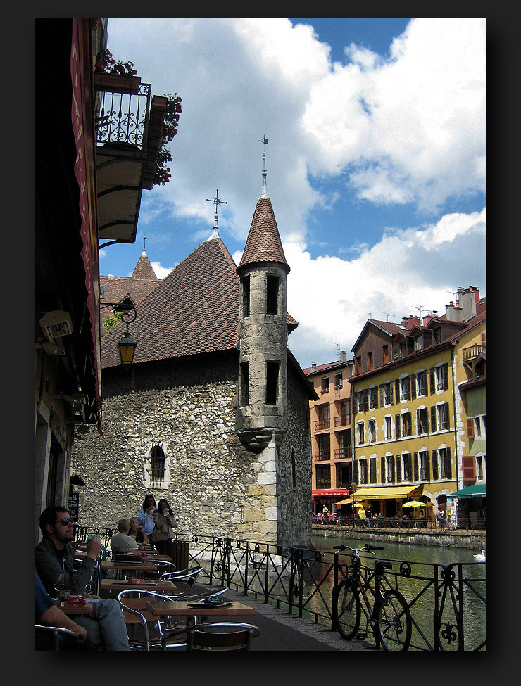 Palais de l'Isle in Annecy