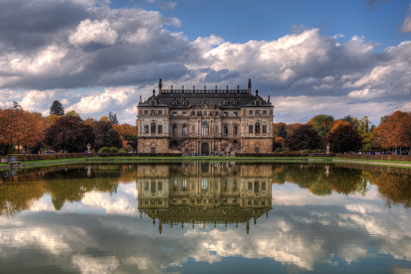 Palais im Großen Garten...