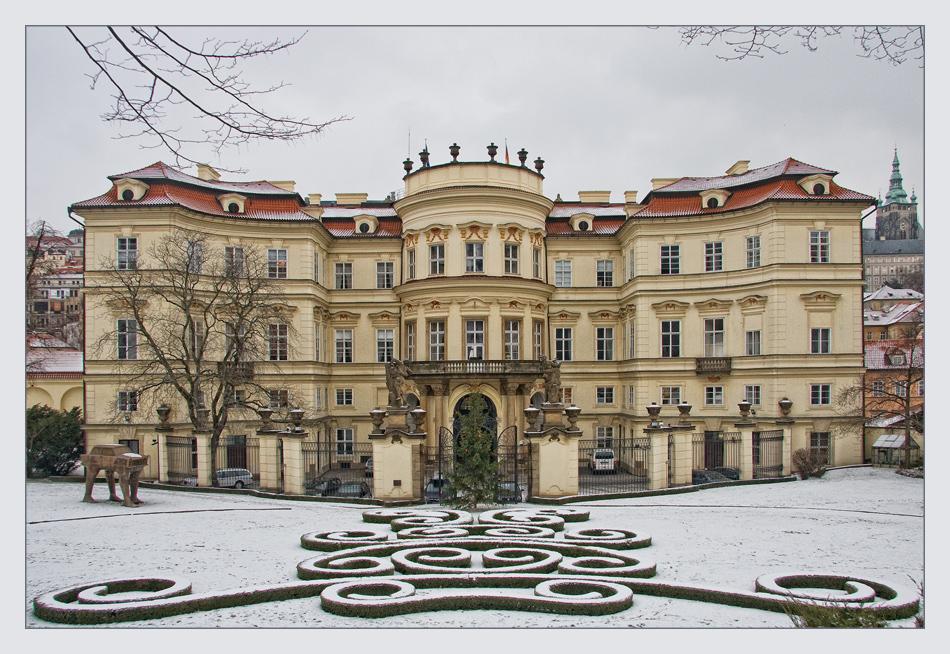 Palais Lobkowicz Prag